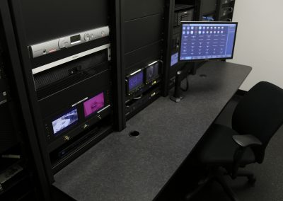 Master Control Front