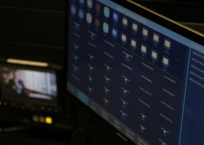 Master Control Touchscreen